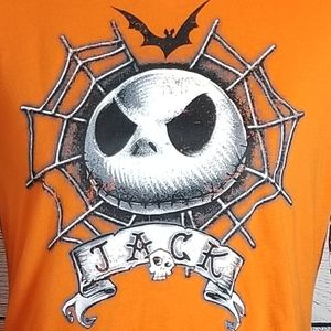 Junior's Jack Skellington long sleeve tee